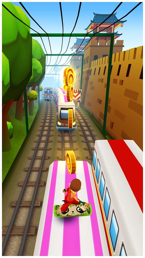 Игру subway surfers париж скачать на компьютер, чтобы насладиться.