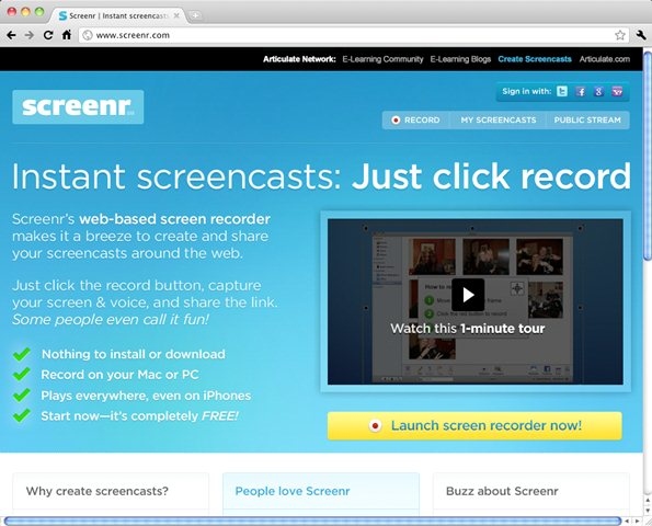screenr.com