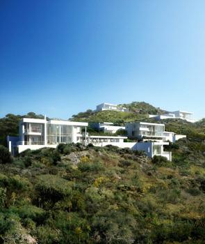 arquitectura contemporanea-Casas-Bodrum