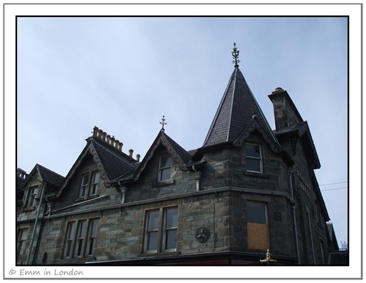 Scottish Baronial Architecture Aberfeldy