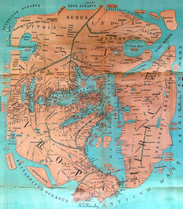 Coming of Age in Cartography: Evolution of the World Map | Amusing