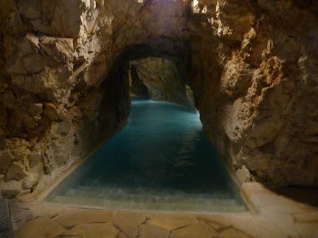 Bai termale Ungaria: Barlang furdo Miskolc