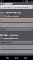 Screenshot of Kaindorfer Schüler App