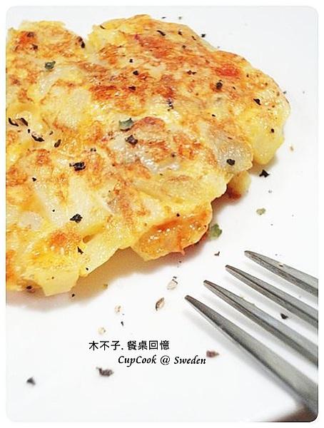 起司馬鈴薯煎餅 potato hash 成品 (9)