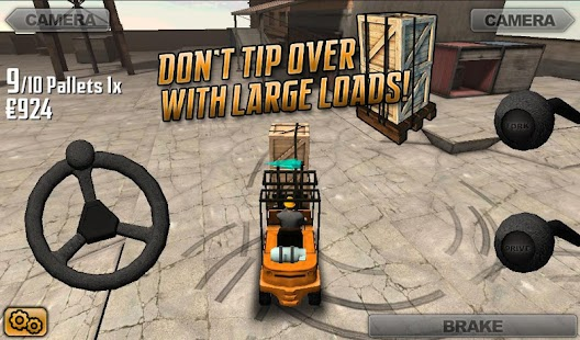 Extreme Forklifting - screenshot thumbnail