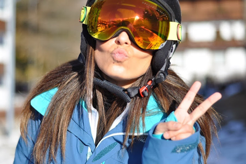 outfit, cortina d'ampezzo, io vado a sciare, total look the north face, italian fashion bloggers, fashion bloggers, street style, zagufashion, valentina coco, i migliori fashion blogger italiani