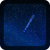 Night Sky LiveWallpaper