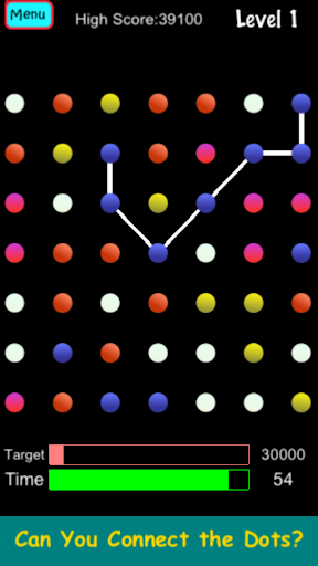 Can You Connect the Dots
