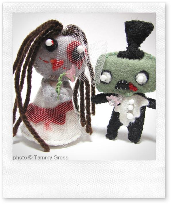 Tamdoll Zombie Dolls