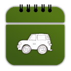 Driving Diary icon