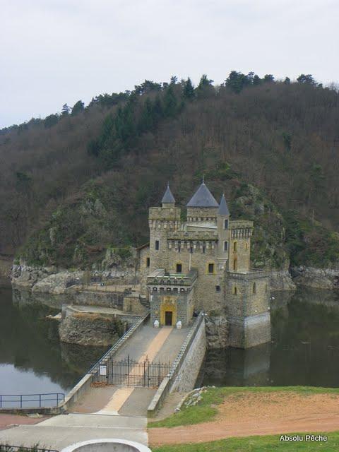La Loire au château de la Roche photo #788