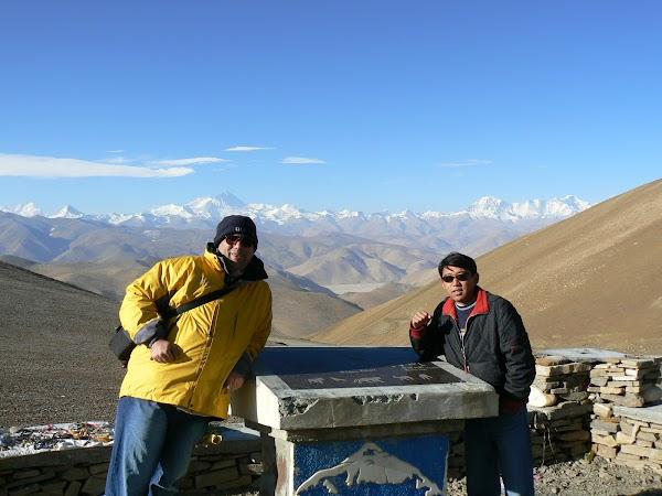 Obiective turistice Tibet: optmiarii din Himalaya