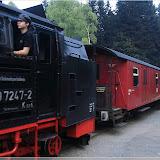 Brockenbahn - Bahnhof Schierke