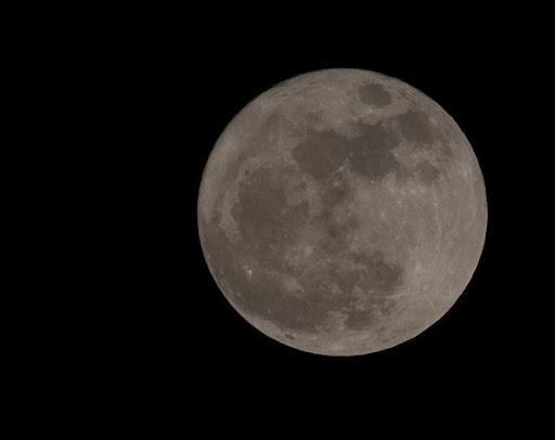Luna desde Europa