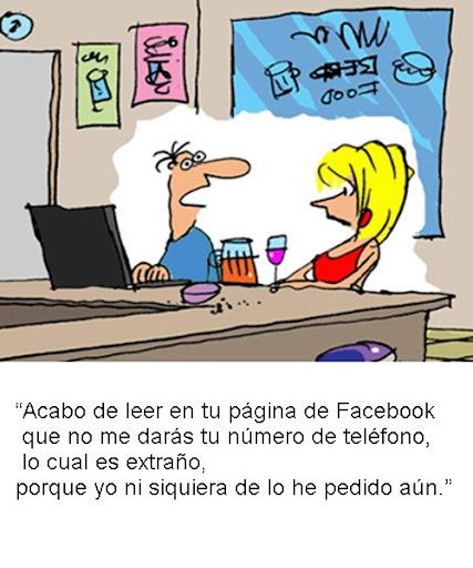 Facebook y las parejas