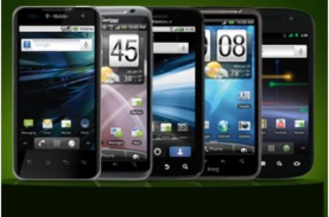 Los mejores teléfonos Android