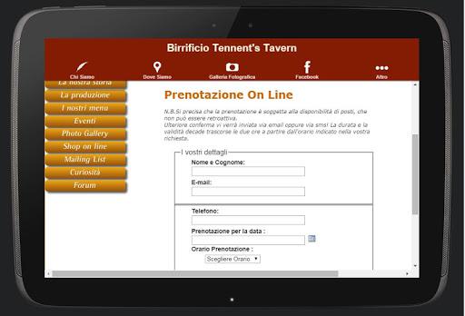 玩娛樂App|TENNENT'S TAVERN PAGANI免費|APP試玩