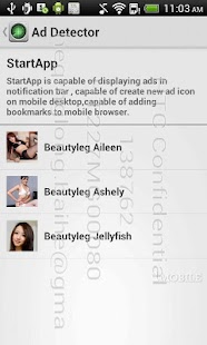 1Mobile Ad Master (Detector)  1.2   screenshot