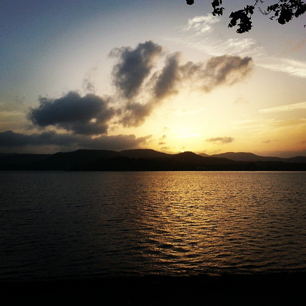 Sunset by Kushal Mittal - Instagram & Mobile Android
