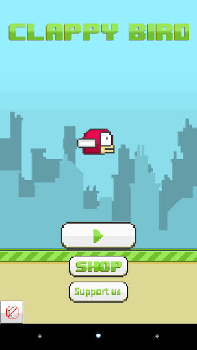 Clappy Bird HD