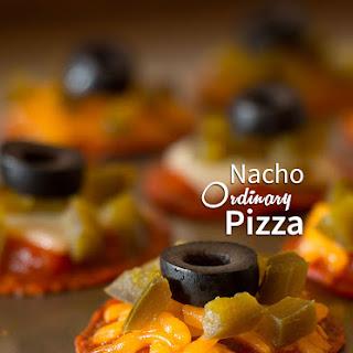 Nacho Ordinary Pizza.