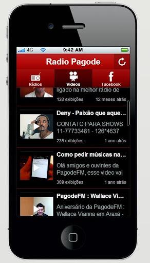 Rádio Pagode for PC