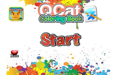 Color Book for Toddler - QCat - Android Apps on Google Play