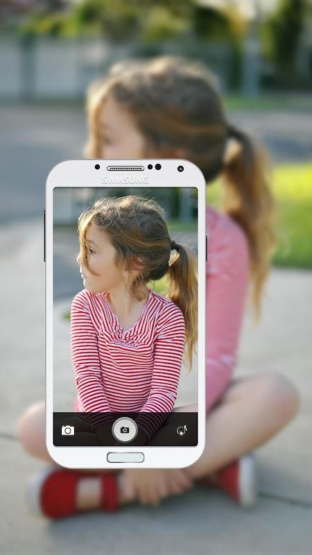 Camera for Android screenshots