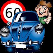 Speed control+speedometer