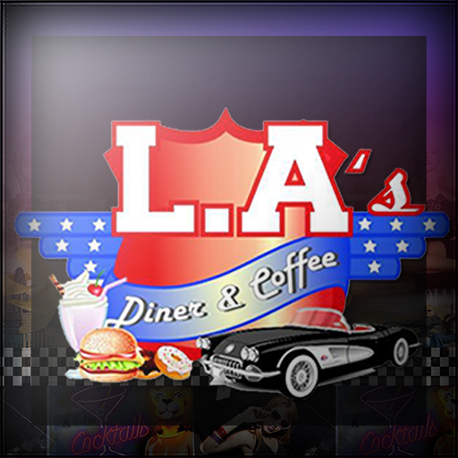 L.A's Diner and Coffee LOGO-APP點子