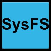 SysFS Explorer