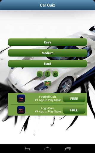 Cars Quiz