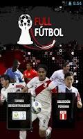 Screenshot of Full fútbol Peruano