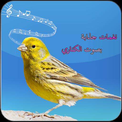 نغمات الهاتف بصوت الكناري 音樂 App LOGO-APP試玩