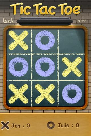 Tic Tac Toe Pro - screenshot