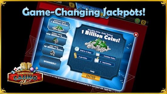 GameHouse Casino Plus - screenshot thumbnail