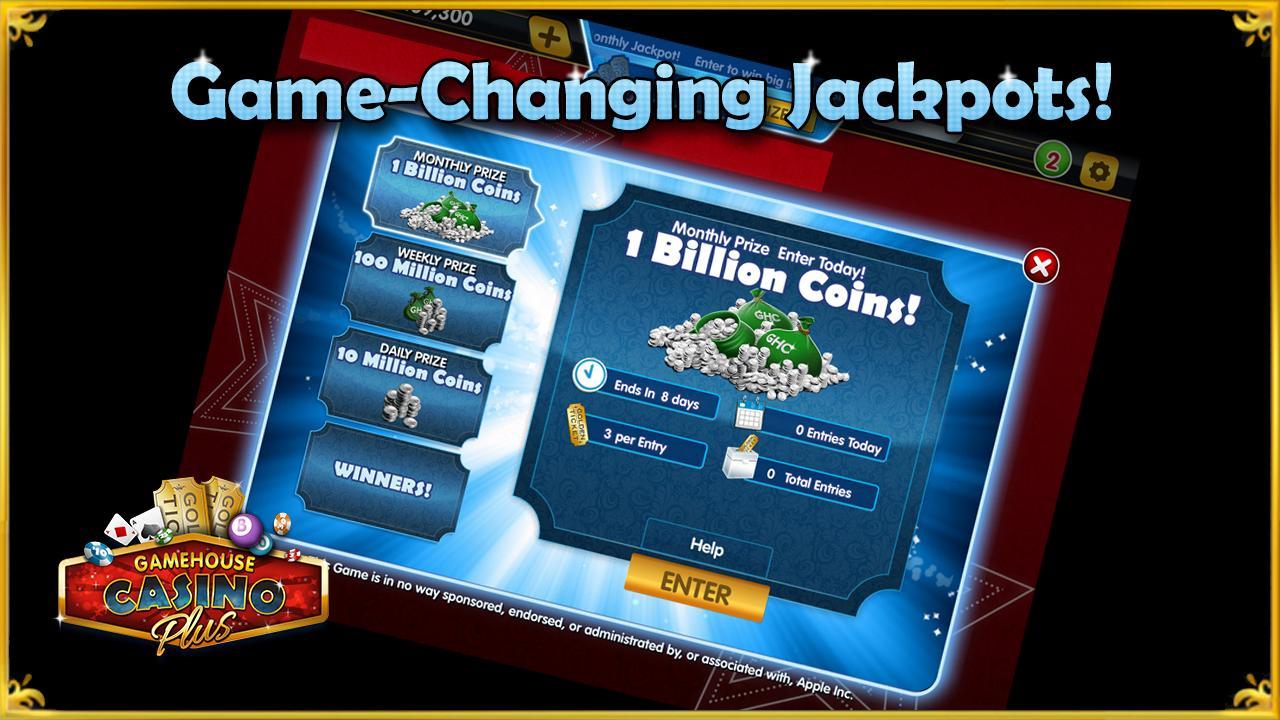 GameHouse Casino Plus - screenshot