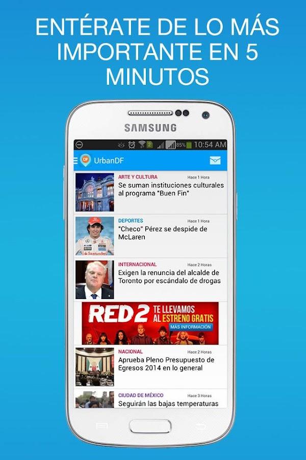Urban360 - La App para el DF - screenshot