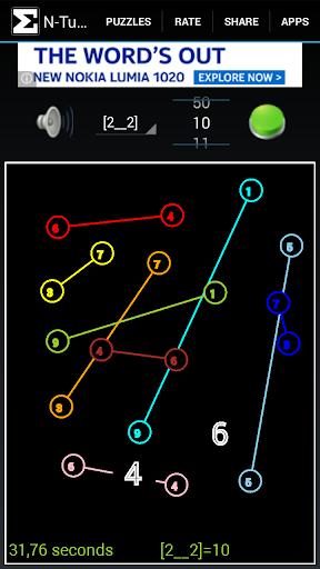 Sigma Math Puzzle
