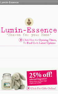 Lumin-Essence screenshot 0