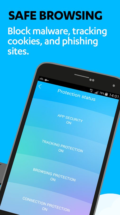 F-Secure Freedome VPN - screenshot