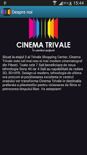 CinemaTrivale- screenshot thumbnail