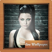 Amy Lee Live Wallpaper
