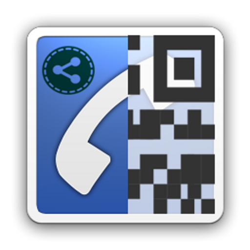 QR Share Contacts LOGO-APP點子