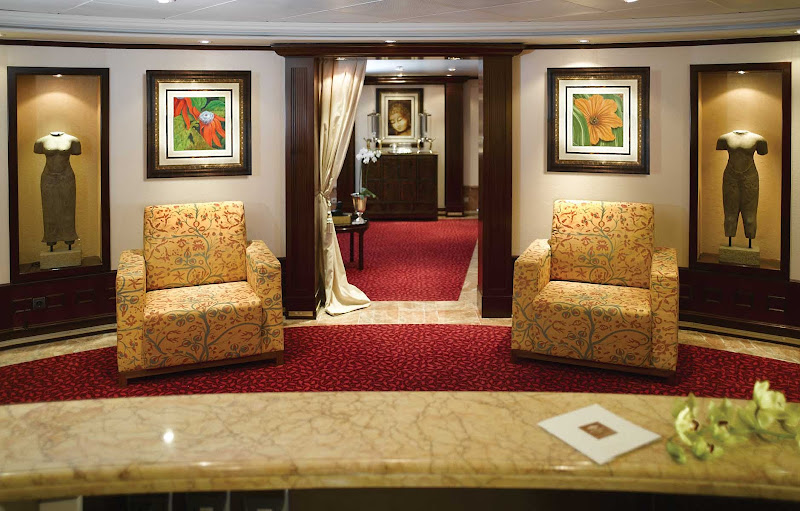 Show name and urlCanyon Ranch Spa Club aboard Oceania Nautica is a luxurious wellness retreat to help you unwind during your sailing.