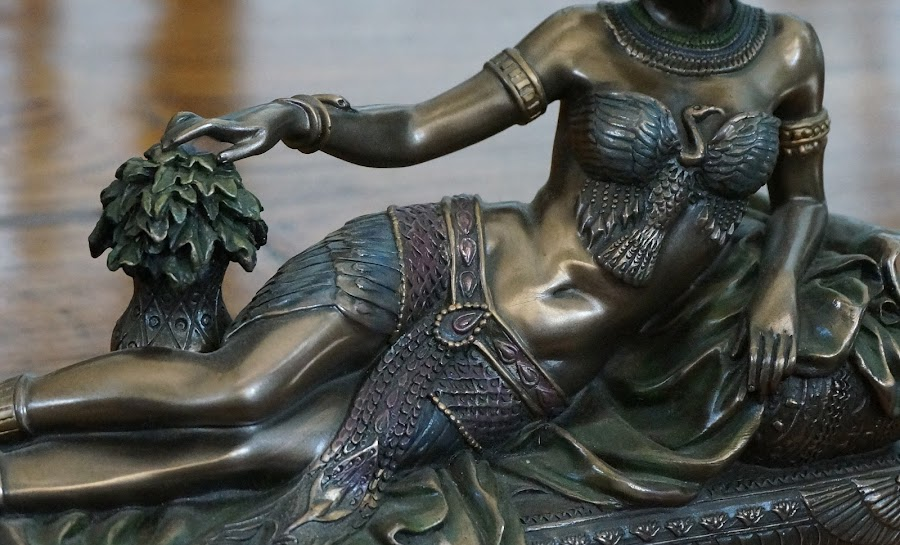Egypt princess by Yohanes Soebardi - Artistic Objects Antiques ( toy, object )