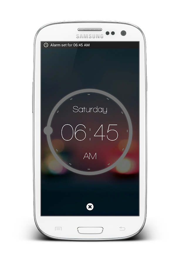 Clock Mate -  The Alarm Clock - screenshot