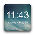 App Digital Clock Widget APK for Kindle