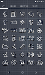 Outcast Icons Theme v1.0