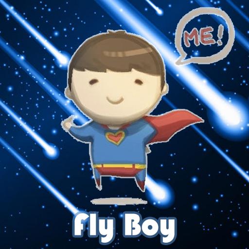 飞行的男孩 休閒 App LOGO-硬是要APP